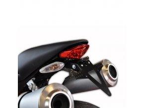 Ducati Monster 696 držák registrační značky