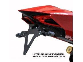 Ducati Panigale 899/959/1199/1299 držák registrační značky
