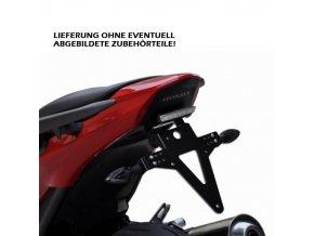Honda NC700/750S/X/Integra držák registrační značky