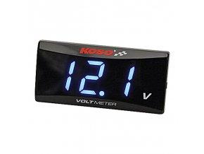 KOSO voltmetr indikátor napětí 12V