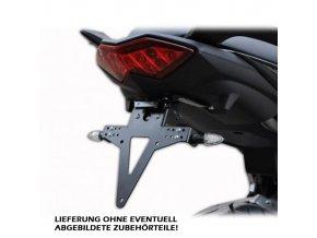 Kawasaki 650 Versys držák registrační značky