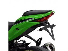 Kawasaki ZX10R/RR držák registrační značky