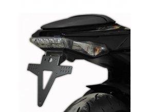 Kawasaki ZX10R držák registrační značky