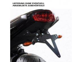 Kawasaki ER-6N/F držák registrační značky