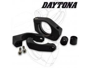 Daytona CNC černé objímky pro blinkry