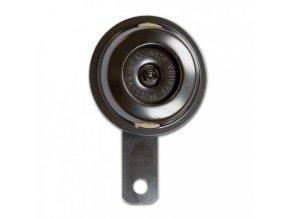Sakura klakson černý 12V, 100dB, průměr 75 mm