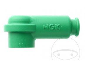 5447 koncovka zapalovaci svicky ngk trs1233c g zelena