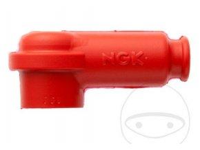 5453 koncovka zapalovaci svicky ngk trs1233a r cervena