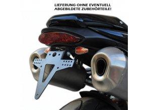 Speed Triple 1050 držák registrační značky