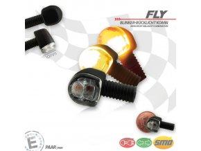Kombinované led SMD blinkry Fly
