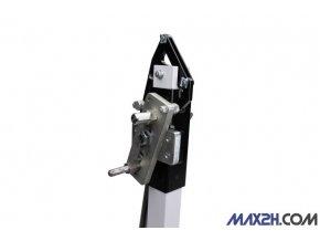 Zentralstander EVOLIFT Adapterplatte hinten max2h com 600x600