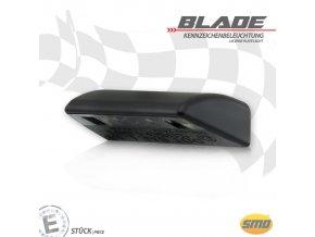 Led osvětlení registrační značky Blade