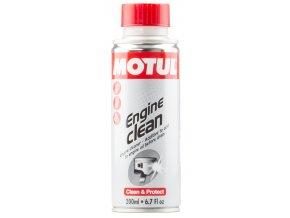 Motul 104976 Engine Clean Moto 200ml