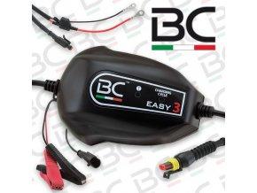 BC Easy3 chytrá nabíječka 12V akumulátorů