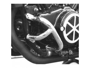 Yamaha VMX-12 1200 Vmax padací rámy Fehling
