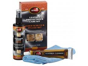 57 Autokosmetika Autosol Leather Protection Care Kit