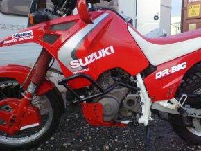 Suzuki DR750 Big RDMOTO padací rámy
