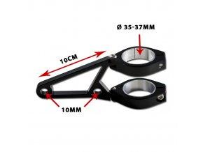 HS-MOTO CNC držáky předního světla