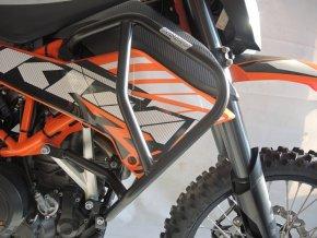KTM Enduro 690 RDMOTO padací rámy