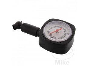 Analogový měřič tlaku pneumatik