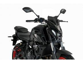 Yamaha MT-07 plexi štít PUIG Sport