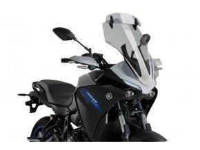 Yamaha MT-07 Tracer plexi štít PUIG Touring Visor