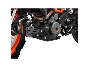 KTM Duke 390 kryt motoru Zieger