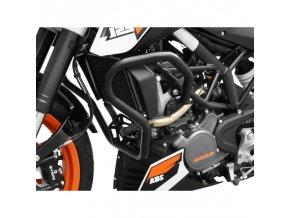 KTM Duke 390 padací rámy Zieger