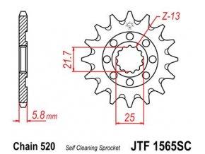 retezove kolecko 13 zubu 520 self cleaning lightweight e4f5a389e58f5487578c6034aa46c2f3 pCrypt