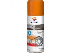 big repsol moto chain 400ml