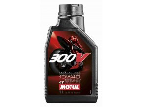 Motul 104118 300V 4T FL Road Racing 10W40 1l