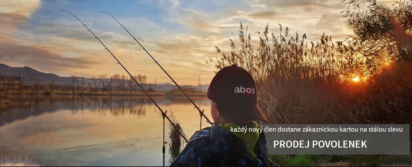 Rybářské povolenky