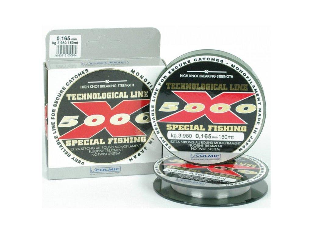 Vlasec Colmic X 5000 Special fishing