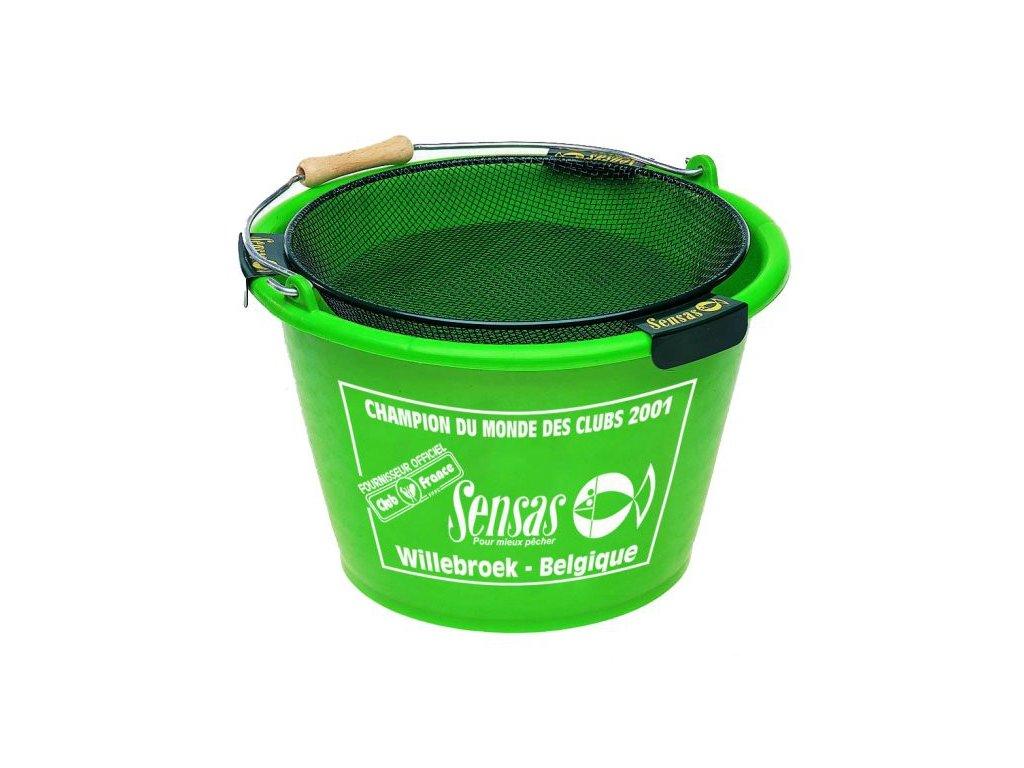 SENSAS kbelík 17l