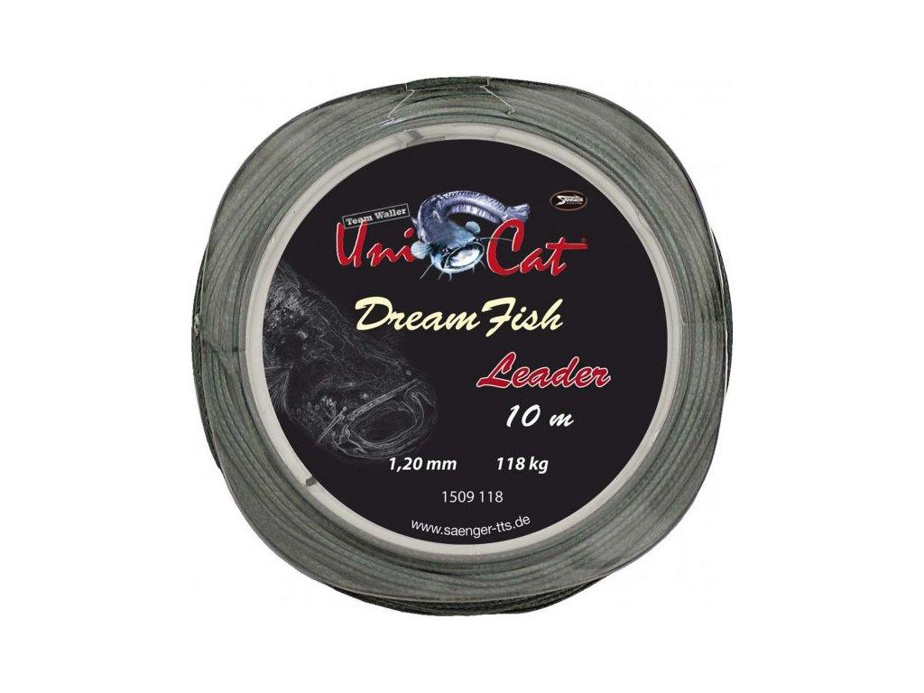pletená šňůra na sumce Uni Cat Dream Fish Leader