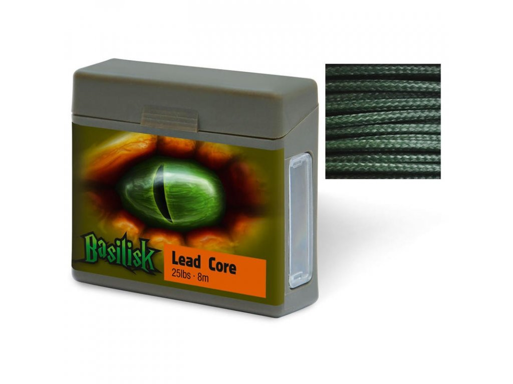 Olověná šňůrka Radical Basilisk Lead Core