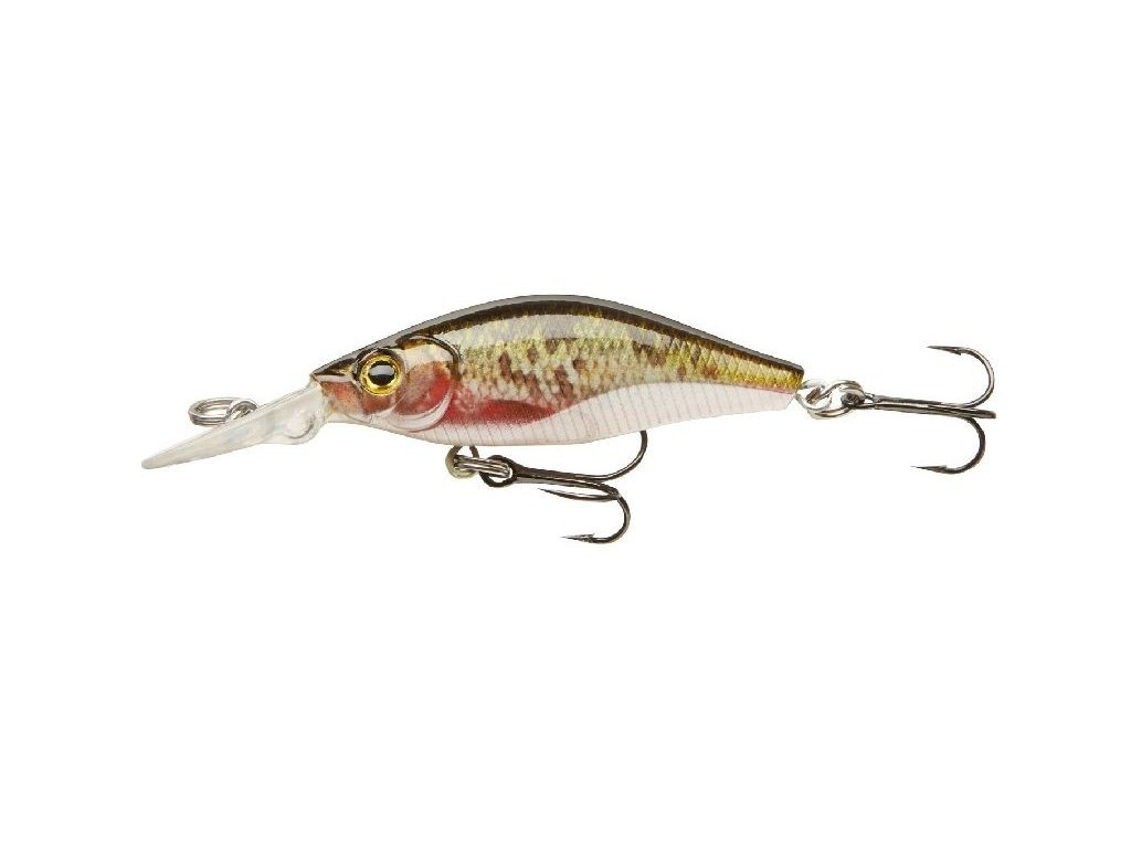 Team Cormoran Deep Baby Shad 40 mm krvavá plotice