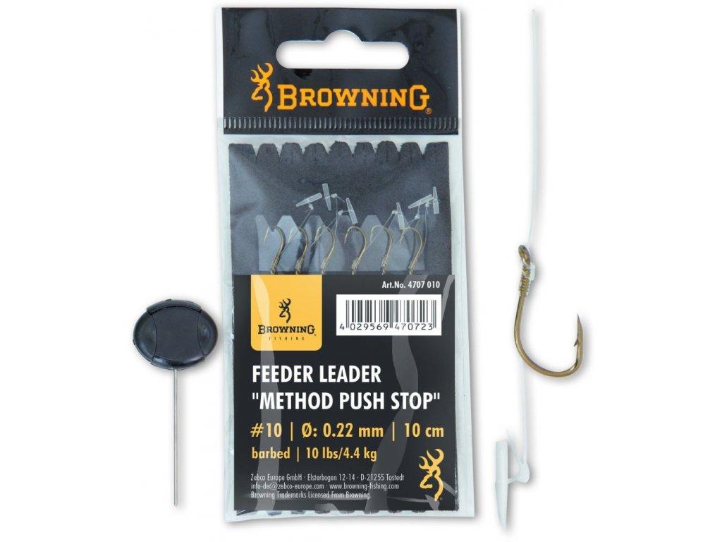 Návazec Browning Feeder Method  12  6 Ks