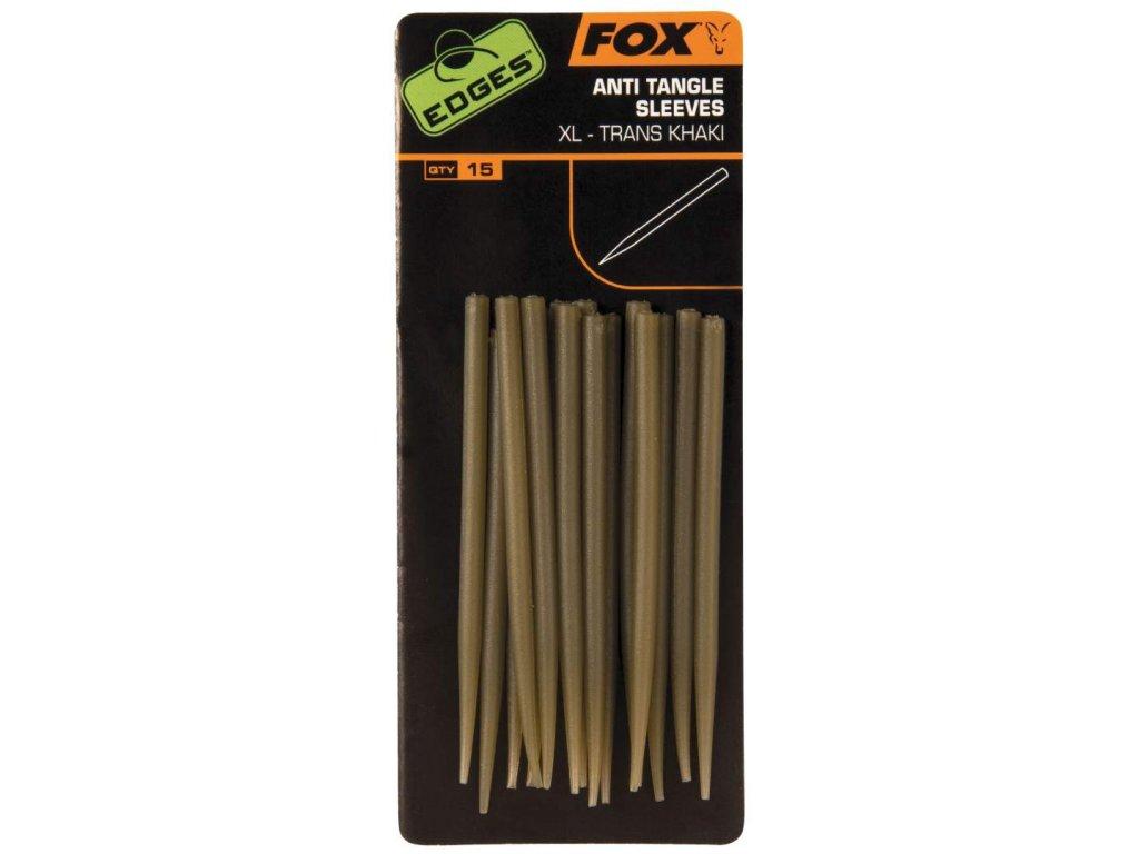 Dlouhé převleky Fox proti zamotání Edges Anti Tangle Sleeves