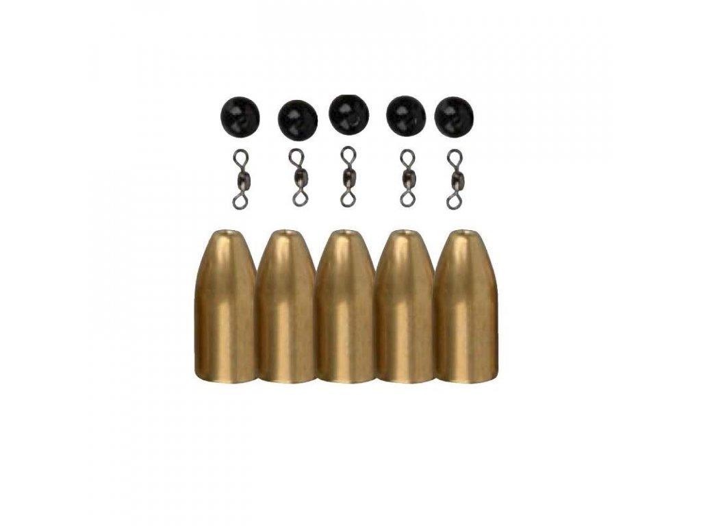 SAVAGE GEAR Brass Bullets Kits 5g 5ks
