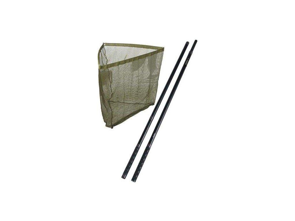 TRAPER Kaprový podběrák Expert 42 + podběráková tyč