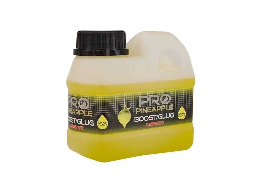 STARBAITS Booster Probiotic Pineapple 500ml