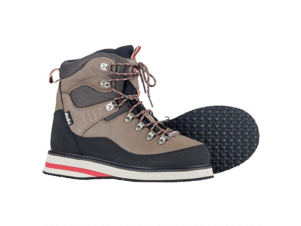 Brodící boty gumovou podrážkou Greys