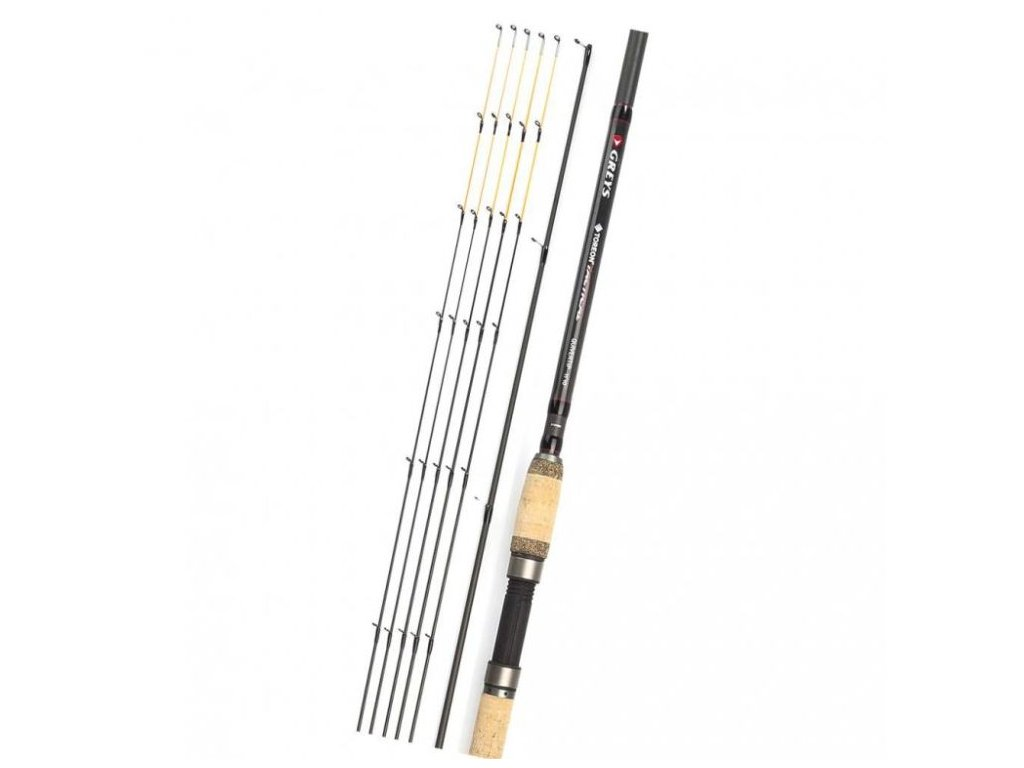 GREYS Toreon Tactical Quivertip Rods 12ft 6in