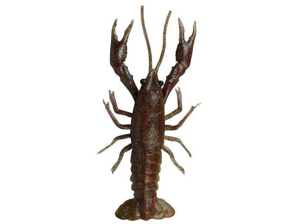nástraha Savage Gear LB 3D Crayfish 8cm 4g F 4ks Magic Brown