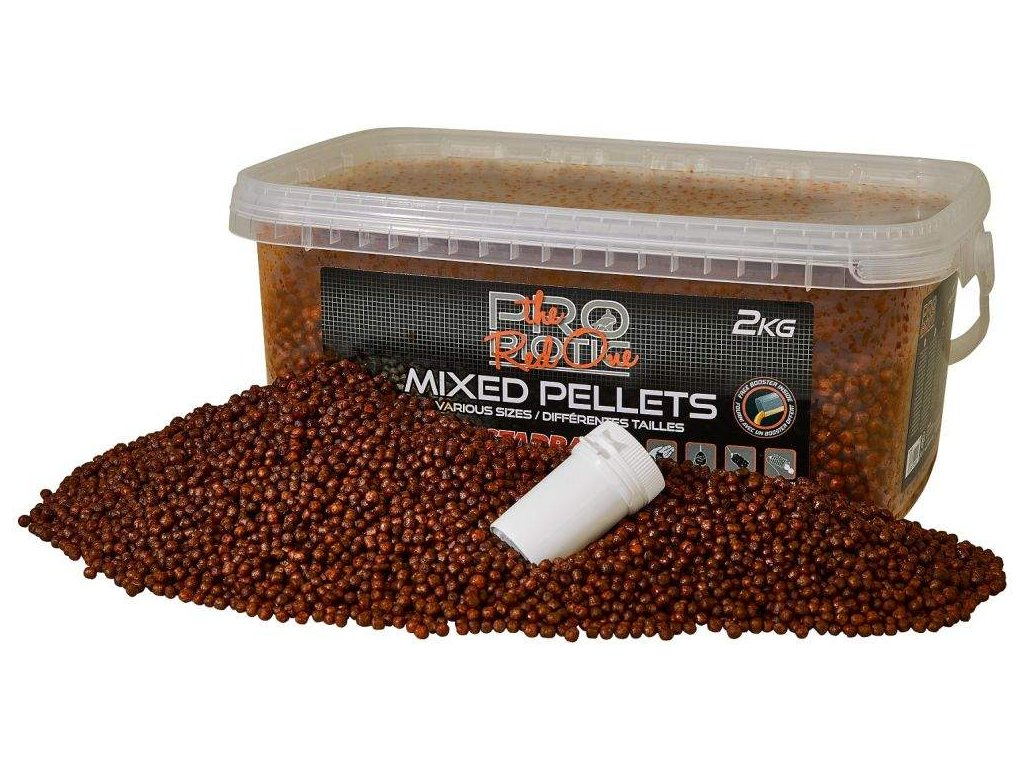 STARBAITS Probiotic Red One Pelety Mix 2kg