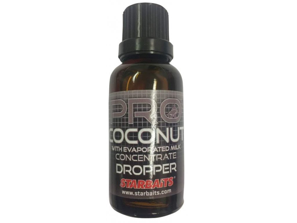 STARBAITS Probiotic Dropper 30ml Coconut