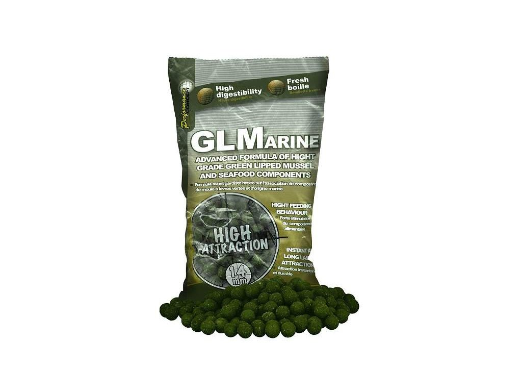 STARBAITS boilies GL Marine 20mm 1kg