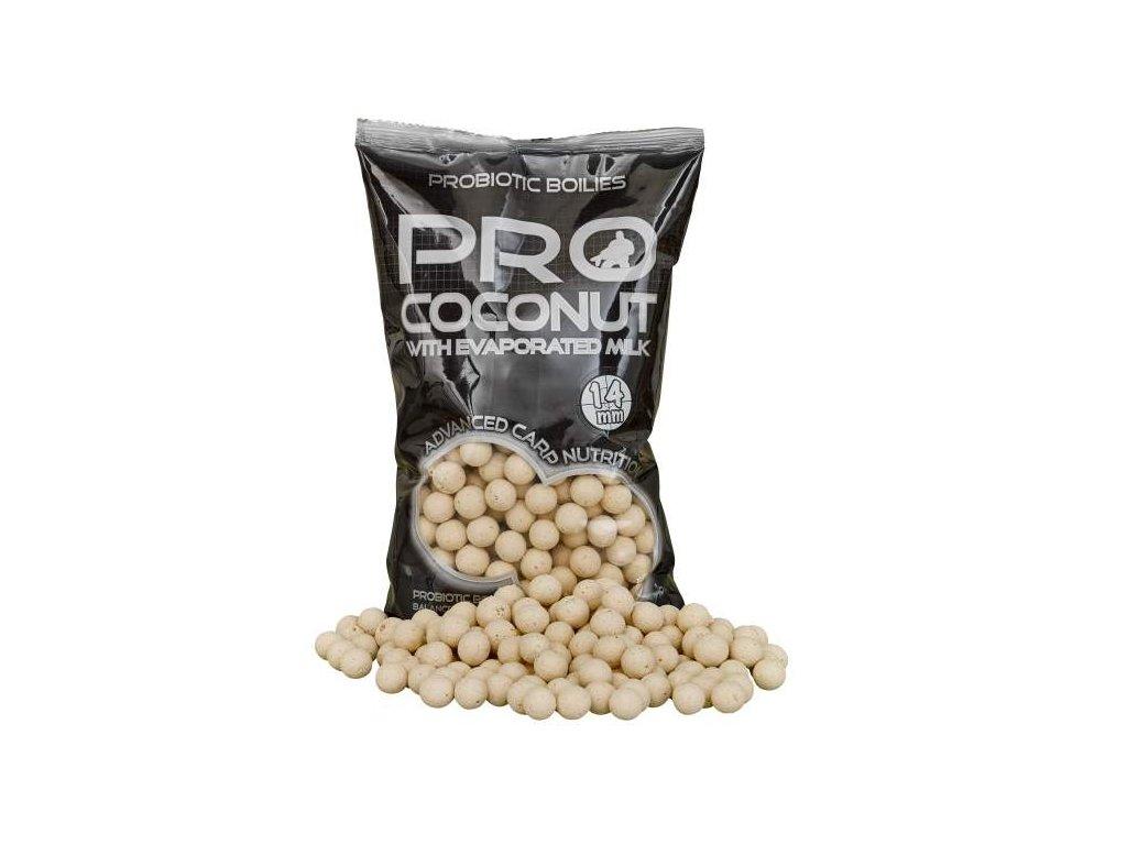 STARBAITS Probiotic Boilies  coconut 14mm 1kg