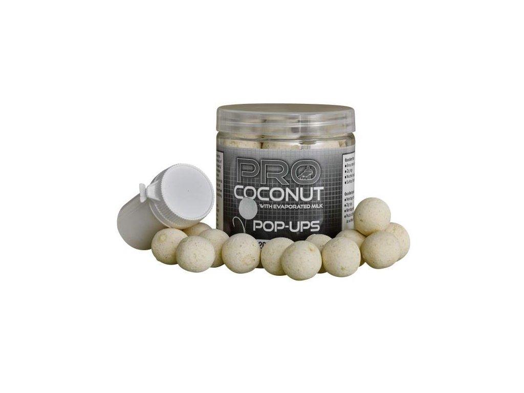 STARBAITS Pop Up Probiotic Coconut 14mm 60g